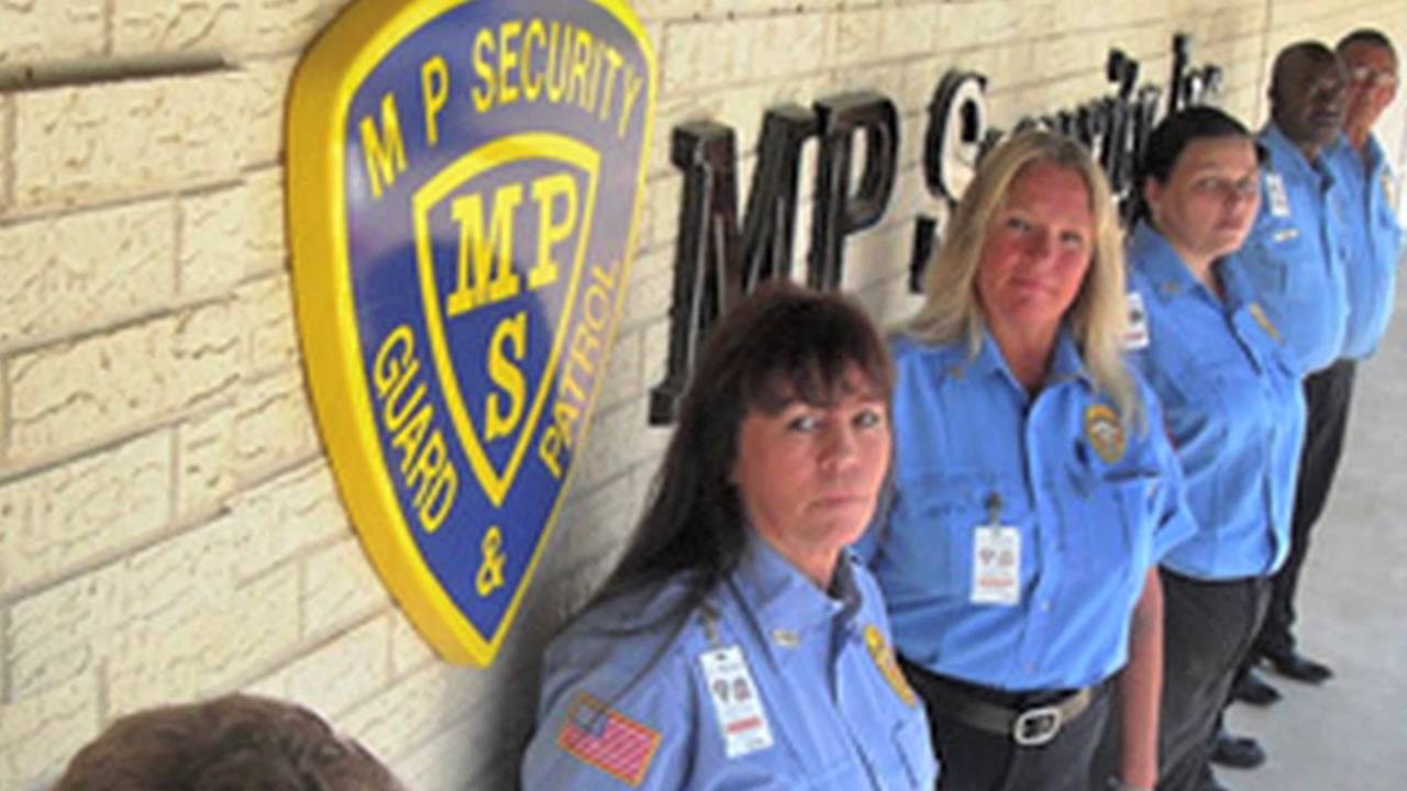 Mp Security Inc In Conroe Texas Provides Guard Services