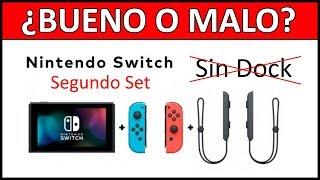 ¿Bueno o Malo? SIN DOCK tu Segunda Nintendo Switch más BARATA