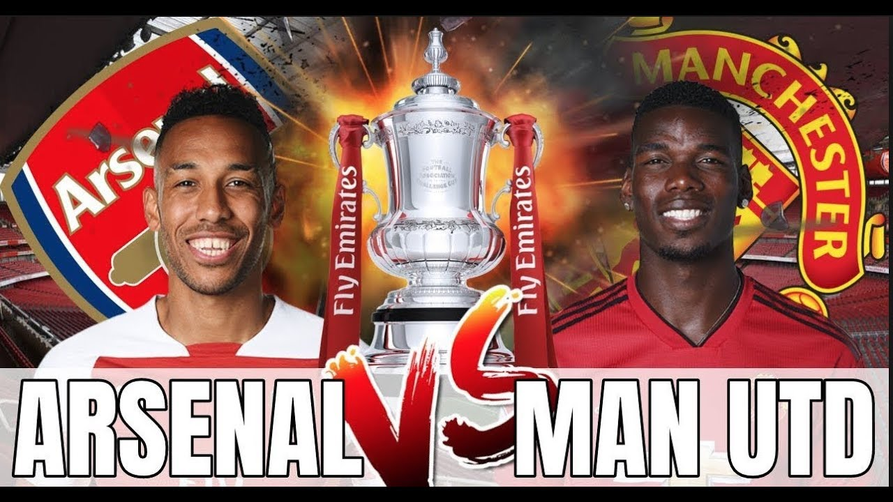 Image result for arsenal vs manchester united