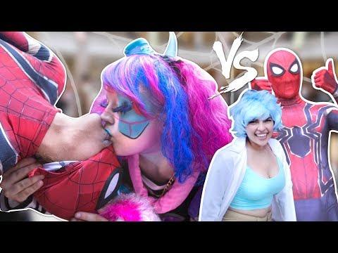 SPIDER-MAN Vs ComicCon