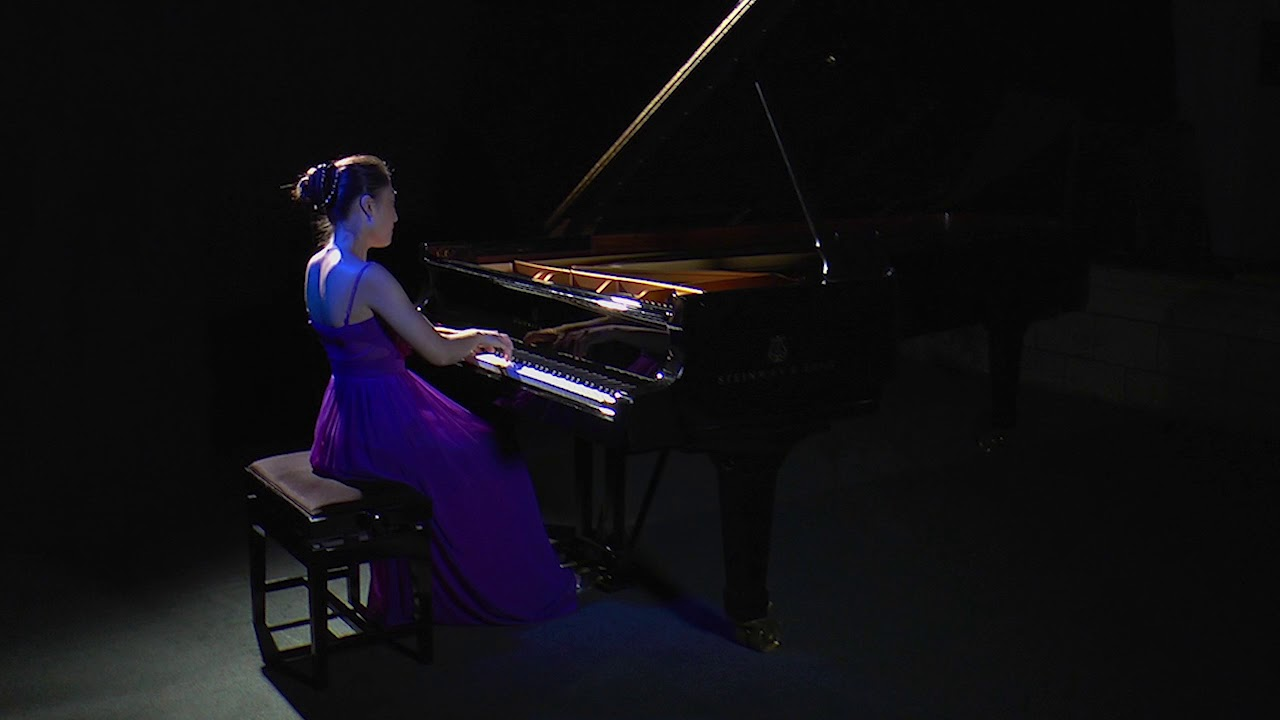 Asagi Nakata plays Mozart Sonata in D major KV311 (Complete)