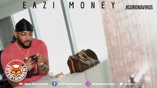 Eazi Money - Curonavirus (Jah Cure Diss) [Audio Visualizer]