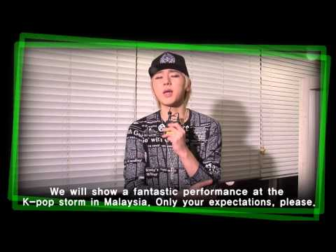 [HD] WBS Concert K-POP STORM in Malaysia Block B