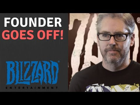 HUGE Paycuts At Blizzard & Founder GOES OFF On Hostile Takeover!