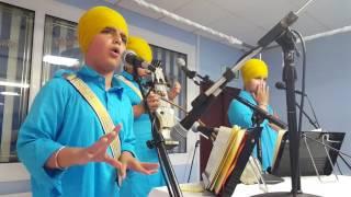 ASA khalsa dhadi jatha celebrating bandi chor divas (diwali) Part 2