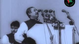Historic 7th March Speech of Bangabandhu Sheikh Mujibur Rahman