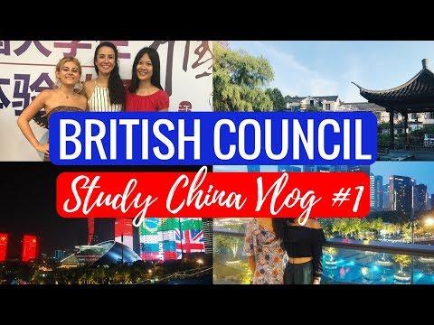 STUDY CHINA VLOG #1: WEST LAKE, MUSEUMS, G20 LIGHT SHOW & KTV | viola helen