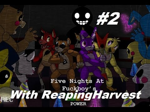 Let s play five nights at fuckboy s ep2 quot double trouble quot youtube