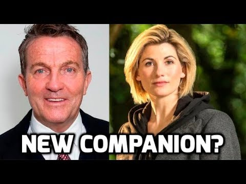Bradley Walsh Companion Rumors - Doctor Who