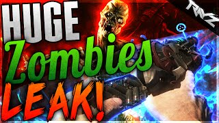Black Ops 3 Zombies - Biggest Leak Yet! Der Riese Remake, Mummy Zombies, Story & More! (Black Ops 3)