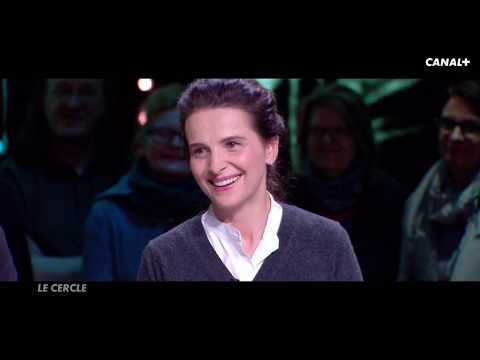 L'interview cinéma avec Juliette Binoche