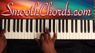 Be Right (A) - Keith Wonderboy Johnson - Piano Tutorial