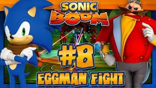 Sonic Boom Rise of Lyric Wii U (1080p) - Part 8 Eggman Fight