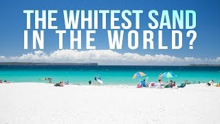 The whitest sand in the world? - Jervis bay - Sydney to Melbourne roadtrip day 2