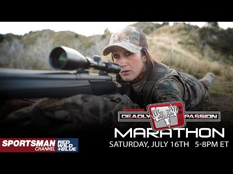 Melissa Bachman Hunting Marathon- Winchester Deadly Passion- 3 hour Special- Sportsman Channel