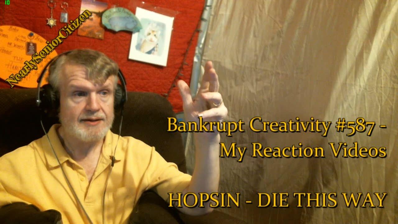 hopsin die this way bankrupt creativity 587 my