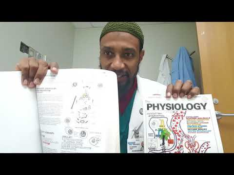 Physician Assistant/Health Educator: Anatomy and Physiology Coloring Books