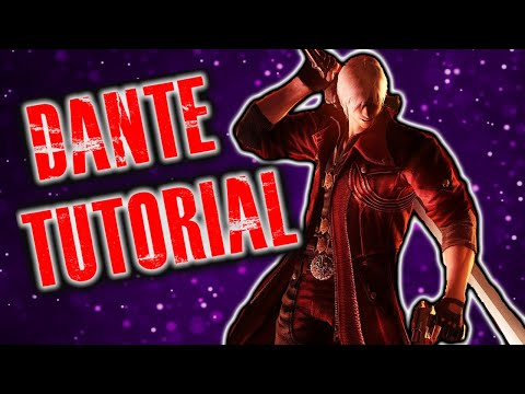 Devil May Cry 4 Special Edition Dante Tutorial A-Z thumbnail
