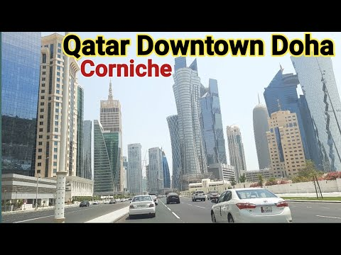 Qatar Downtown Doha (Al Wakrah to Corniche Road)   Doha Airport Road