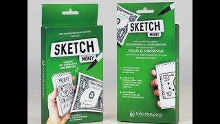 Sketch Money de João Miranda et Julio Montoro - Bigmagie
