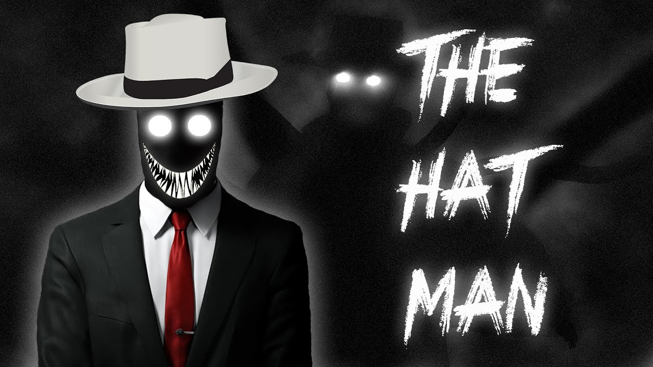 slendermans cousin the hat man shadow ward youtube