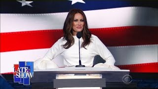 Melania Trump Did Not Plagiarize Her RNC Speech thumbnail