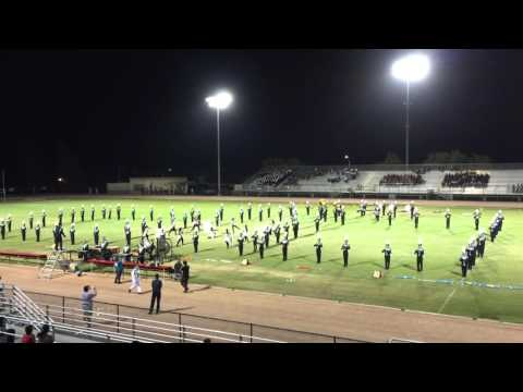 "Canyon Springs High School ""La Nouba"" 2015 Cougarfest Performance"