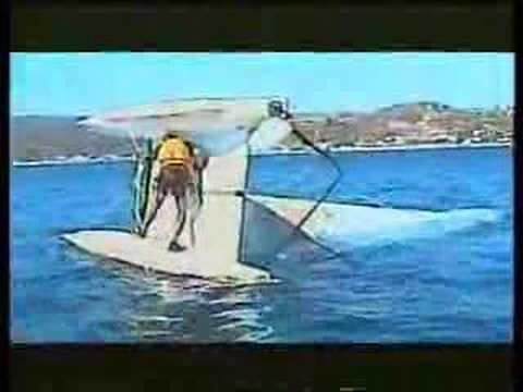 Capsize Kentern u. Aufrichten Hobiecat 15 - Skipper Franz G.