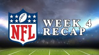 NFL Week 4 Recap: Earl Thomas' injury, Titans' aggressive victory, Bears rolling I NBC Sports