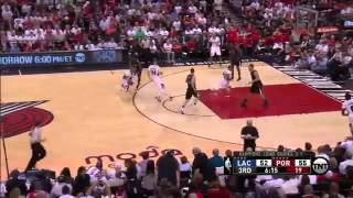 Al Farouq Aminu 30 Pts   Full Highlights   Clippers vs Blazers   Game 4   2016 NBA Playoffs