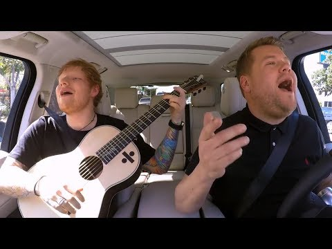 Ed Sheeran Brings Acoustic Guitar Along In...