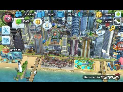 Simcity Hack To Level 99 Youtube