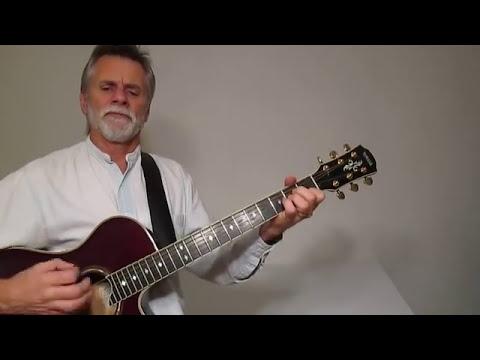 Chainbreaker (by Zach Williams) guitar tutorial