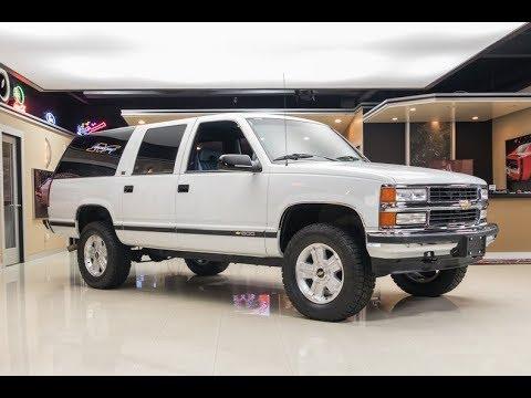 1994 Chevrolet Suburban For Sale