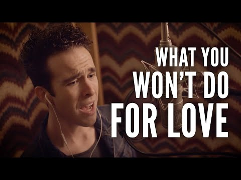 Matt Forbes - 'What You Won't Do For Love' (Bobby Caldwell Cover)