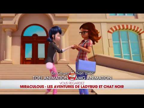 Miraculous Ladybug saison 2 le-hibou-noir part 1/