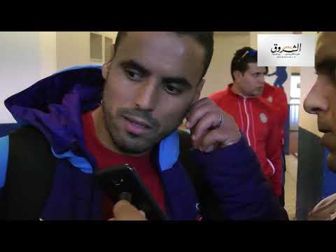 تصريحات لاعبي الافريقي بعد لقاء بن قردان (خليفة+ بن يحي + كشك )  - نشر قبل 4 ساعة