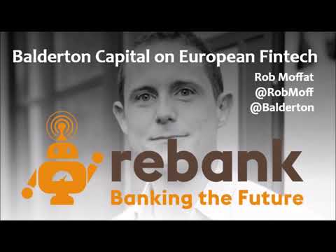 The VC's View: Balderton Capital on European Fintech