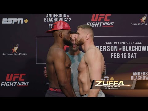 UFC Рио-Ранчо: Стердауны