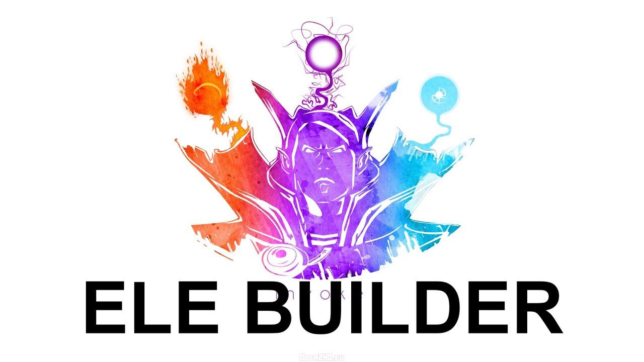LEGION TD | RANDOM ELEMENTAL HARMONY | Dota 2 Reborn ELEMENTAL BUILDER