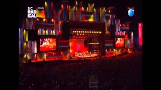 Lorde - Here Comes The Night Time (Arcade Fire) @ Rock in Rio Lisboa 2014 (HD)