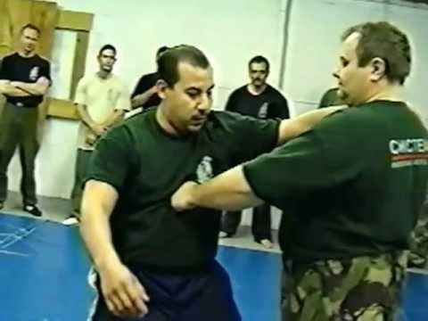 Russian Martial Art Beyond the Physical. Mikhail Ryabko боевые искусства