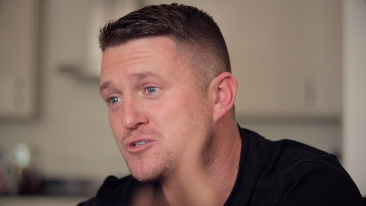 tommy robinson my columbia u talk what happened amp what