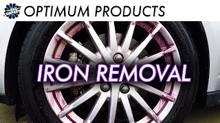 The BEST Way to Remove Iron & Brake Dust from Wheels