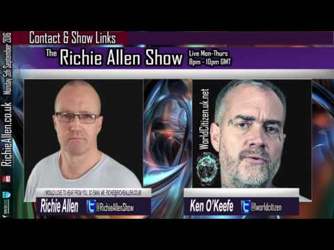 Ken O'Keefe Responds To The Claims His World Citizen Contract Is A Pyramid Scheme