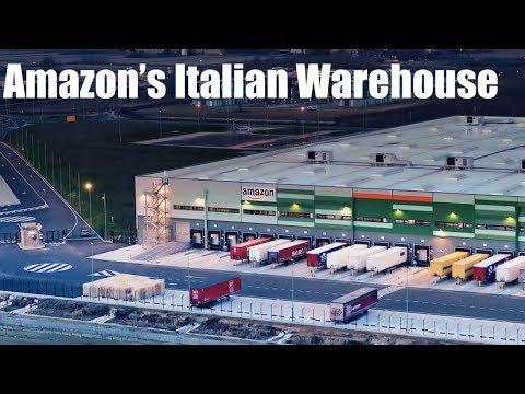 Amazon: The Controversial Warehouse In Italy - Il Magazzino Amazon