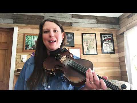 Bonaparte's Retreat | Practice Video | The American Fiddle Method Vol 1 By Brian Wicklund