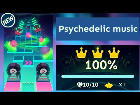 Rolling Sky - Psychedelic Music Level 43 [OFFICIAL]