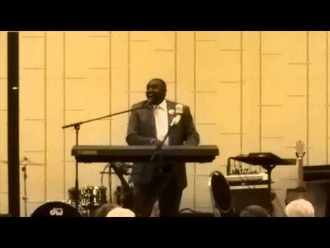 Marvin Williams at Grand Old Gospel Reunion