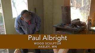 Paul Albright Wood Sculptor